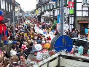 Rosenmontag in Much (Aufnahme nicht aus 2015) Foto: Wikipedia.org