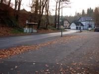 Haltestelle Richtung Marienfeld