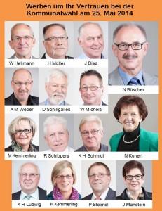 Kandidaten CDU