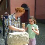 Katrin Gräfrath gibt professionelle Hilfestellung