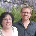 Erika und Bernd Franze freuen sich auf ihr großes Wochenende