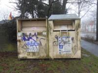 Ohne Zweifel: Hässliche Container