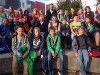 Eine der Klassen der Mucher Gesamtschule Bild: www.gesamtschule-much.de