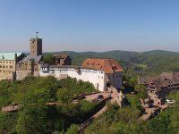 Wartburg bei Eisenach Foto: Moritz Grenke