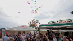 Die Wünsche flogen davon… auch ins Sauerland