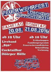 feuerwehrfest ruppichteroth plakat-1