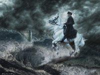 Theodor Storm's Schimmelreiter Foto: einstein64k.deviantart.com